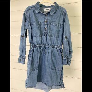 3/$30 Old Navy Chambray dress, 5